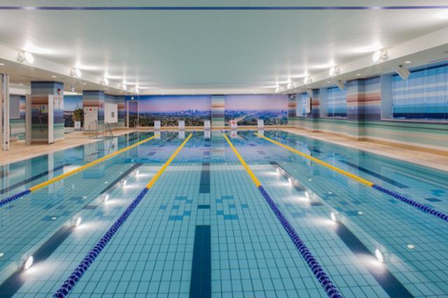 スポーツクラブNAS姪浜の画像・写真